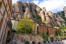 Santa Maria de Montserrat Abbey, Montserrat, Spain