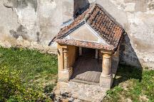 Fortified Church, Alma Vii, Romania