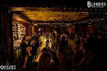 Blondies Bar, Prague, Czech Republic