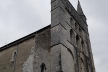 Eglise Saint-Vincent, Sers, France