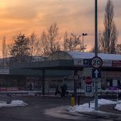Автобусная станция   Lodz Kaliska Bus Station