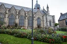 Eglise Saint Leonard, Fougeres, France