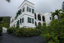 Old Government House Museum, British Virgin Islands
