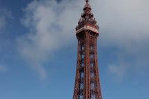 The Blackpool Tower, Blackpool, United Kingdom