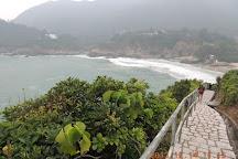 Big Wave Bay Beach, Hong Kong, China