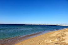 Lazurny Bereg Beach, Yevpatoriya, Crimea