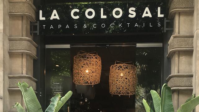 La Colosal Tapas & Cocktails