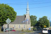 Eglise Saint-Laurent, Saint-Laurent-de-l'Ile-d'Orleans, Canada