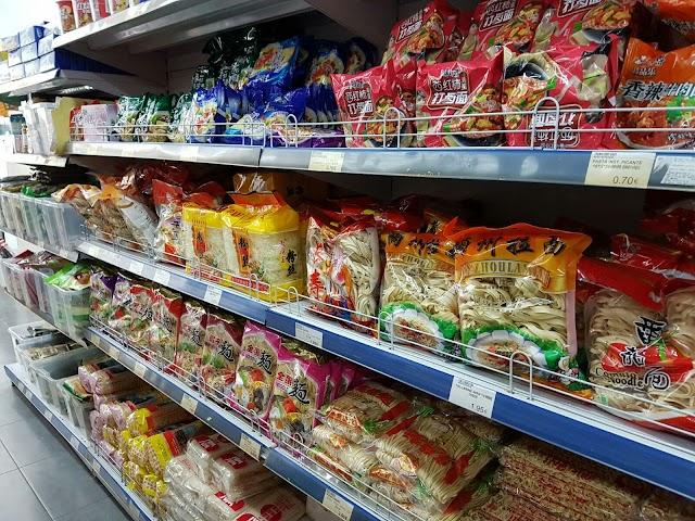 Alimentacio Orient