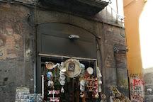 Decumani di Napoli, Naples, Italy