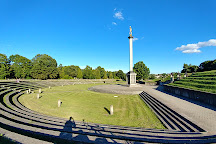 Sundial Square, Siauliai, Lithuania