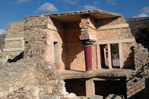 The Palace of Knossos, Heraklion, Greece