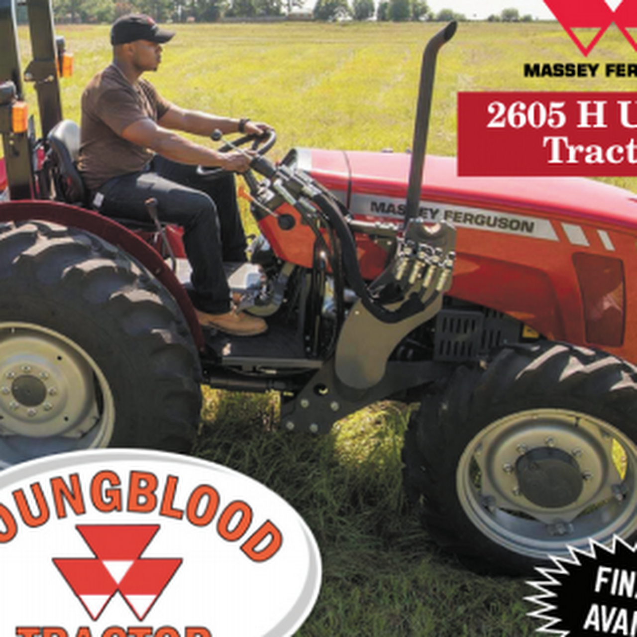 Youngblood Tractor - Tractor Dealer in Madison