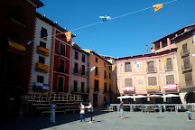 Plaza Mayor de Graus, Graus, Spain