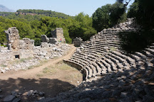 Phaselis, Tekirova, Turkey