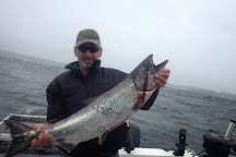 Pacific King Fishing Charters, Ucluelet, Canada