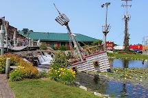 Pirates Cove Adventure Golf, Petoskey, United States