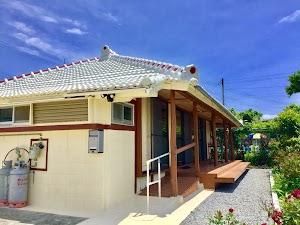 琉球の家 古宇利島KANAU (Kourijima KANAU) バーベキューガーデン併設