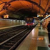 Train Station  Sanremo