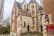 Le Chateau du Clos Luce - Parc Leonardo da Vinci, Amboise, France
