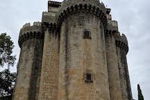 Castillo de Granadilla, Zarza de Granadilla, Spain