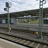 Железнодорожная станция  Plauen