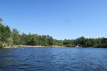 Sturgeon Bay Provincial Park, Pointe au Baril, Canada