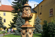Bishop's Palace (Puspoki palota), Pecs, Hungary