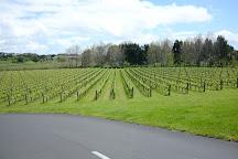 Villa Maria Auckland Winery, Mangere, New Zealand