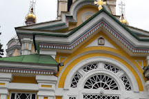 Ascension Cathedral, Almaty, Kazakhstan