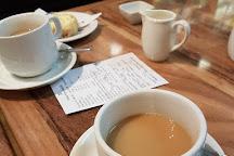 White Rose bookshop cafe, Thirsk, United Kingdom