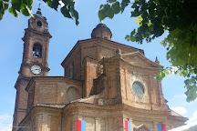 Chiesa dei Santi Pietro e Giorgio, Piova Massaia, Italy