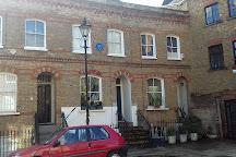 Charlie Chaplin' House, London, United Kingdom