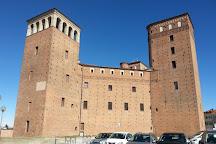 Castello degli Acaja, Fossano, Italy