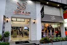 Jesse and Son Custom Tailors, Bangkok, Thailand