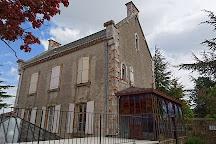 Berenger Sauniere Museum, Rennes-le-Chateau, France