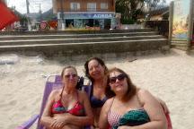 Martim de Sa Beach, Caraguatatuba, Brazil