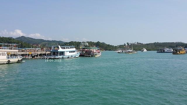 Aopo pier ( ท่าเทียบเรืออ่าวปอ)