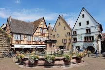 Saint-Leon Fountain, Eguisheim, France