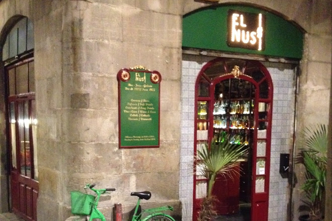 Bar El Nus, Barcelona, Spain