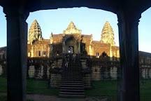 Angkor Adventure Guides, Siem Reap, Cambodia