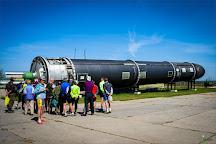 Strategic Missile Forces Museum, Pobuz'ke, Ukraine