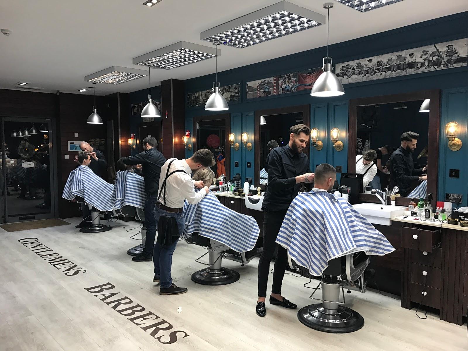 Gentlemen's Barbers