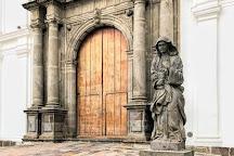 Monasterio de Carmen Alto, Quito, Ecuador