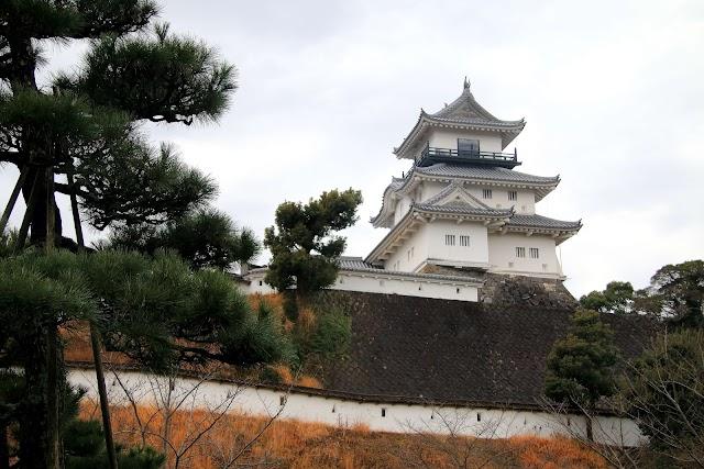 Kakegawa Castle Ninomaru Palace