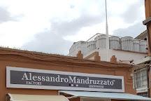 Alessandro Mandruzzato, Unique Murano Glass, Murano, Italy