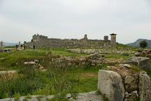 Xanthos Antik Kenti, Kalkan, Turkey