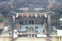 Ohara Shrine, Fukuchiyama, Japan