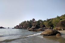 Honeymoon Beach, Goa, India