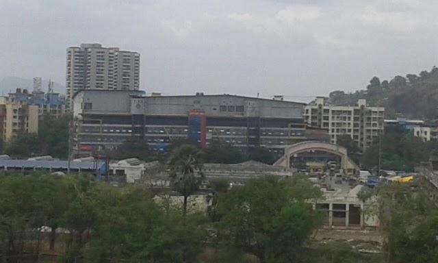Kalyan sarvofaya mall